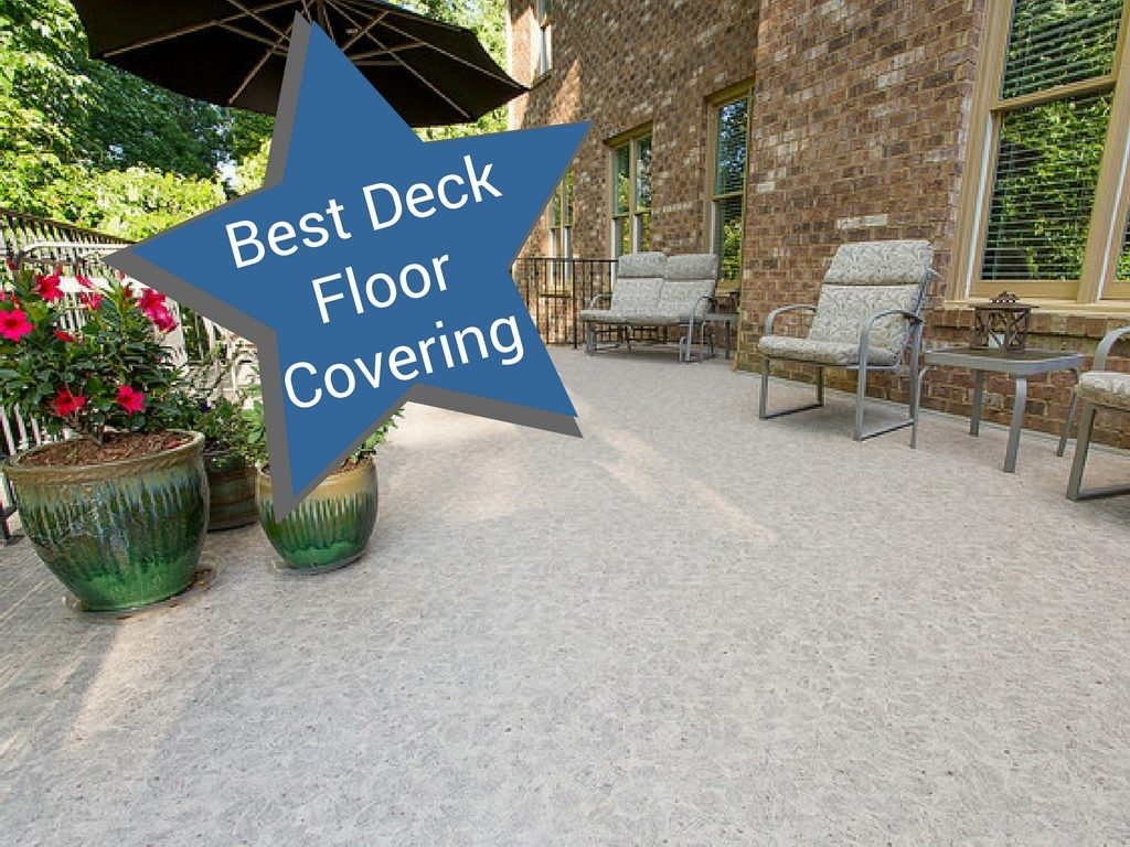 The Best Deck Floor Covering For Bc Vinyl Decking